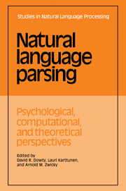 Natural Language Parsing
