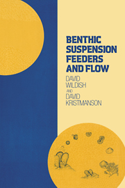 Benthic Suspension Feeders and Flow