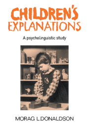 Children's Explanations