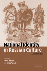 National Identity in Russian Culture