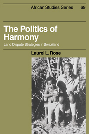 The Politics of Harmony