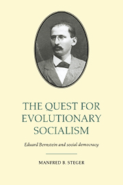 The Quest for Evolutionary Socialism