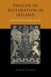 Prelude to Restoration in Ireland