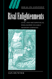 Rival Enlightenments