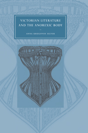 Victorian Literature and the Anorexic Body