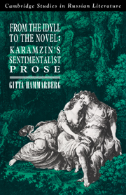 From the Idyll to the Novel