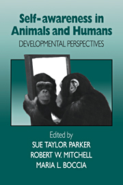 Self-Awareness in Animals and Humans