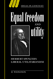 Equal Freedom and Utility