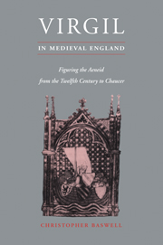 Virgil in Medieval England