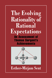 The Evolving Rationality of Rational Expectations
