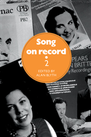Song on Record