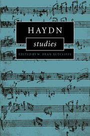 Haydn Studies