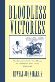 Bloodless Victories