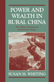 Power and Wealth in Rural China