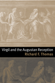 Virgil and the Augustan Reception