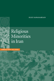 Religious Minorities in Iran