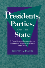 Presidents, Parties, and the State