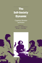 The Self-Society Dynamic