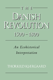 The Danish Revolution, 1500–1800