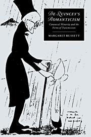 De Quincey's Romanticism