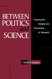 Between Politics and Science