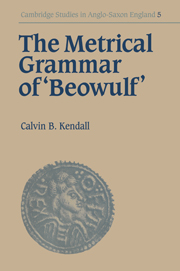 The Metrical Grammar of Beowulf