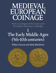 Medieval European Coinage