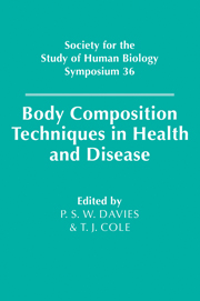Body Composition Techniques in Health and Disease