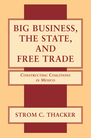 Big Business, the State, and Free Trade