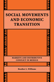 Social Movements and Economic Transition