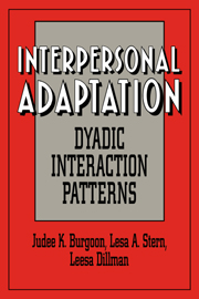 Interpersonal Adaptation