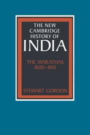 The Marathas 1600–1818