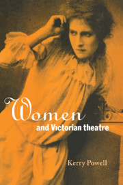 Women and Victorian Theatre