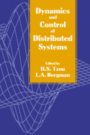 Dynamics and Control of Distributed Systems