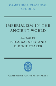 Imperialism in the Ancient World