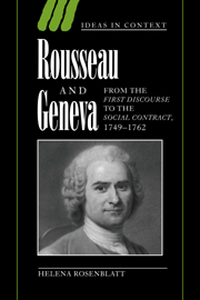 Rousseau and Geneva