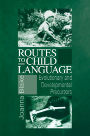 Routes to Child Language