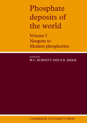 Phosphate Deposits of the World