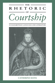 The Rhetoric of Courtship in Elizabethan Language and Literature