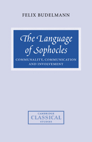 The Language of Sophocles