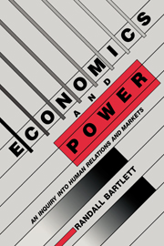 Economics and Power