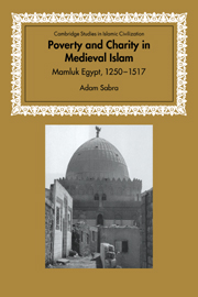 Poverty and Charity in Medieval Islam