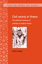 Civil Society in Yemen