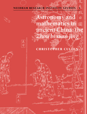 Astronomy and Mathematics in Ancient China