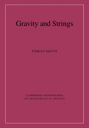 Gravity and Strings