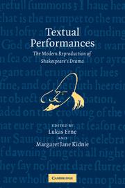 Textual Performances