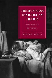 The Sickroom in Victorian Fiction