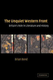 The Unquiet Western Front
