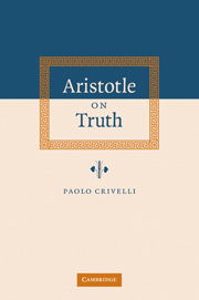 Aristotle on Truth
