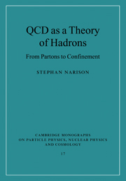 QCD as a Theory of Hadrons